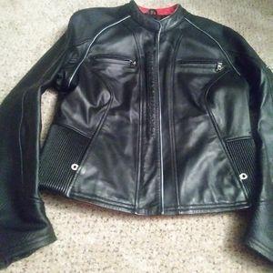 Harley Davidison Leather Coat